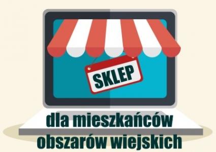 Szkolenie e-learningowe pn. Sprzedaż produktów lokalnych przez Internet - dla mieszkańców obszarów wiejskich