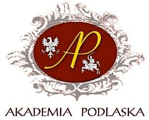 Logo Akademii Podlaskiej w Siedlcach